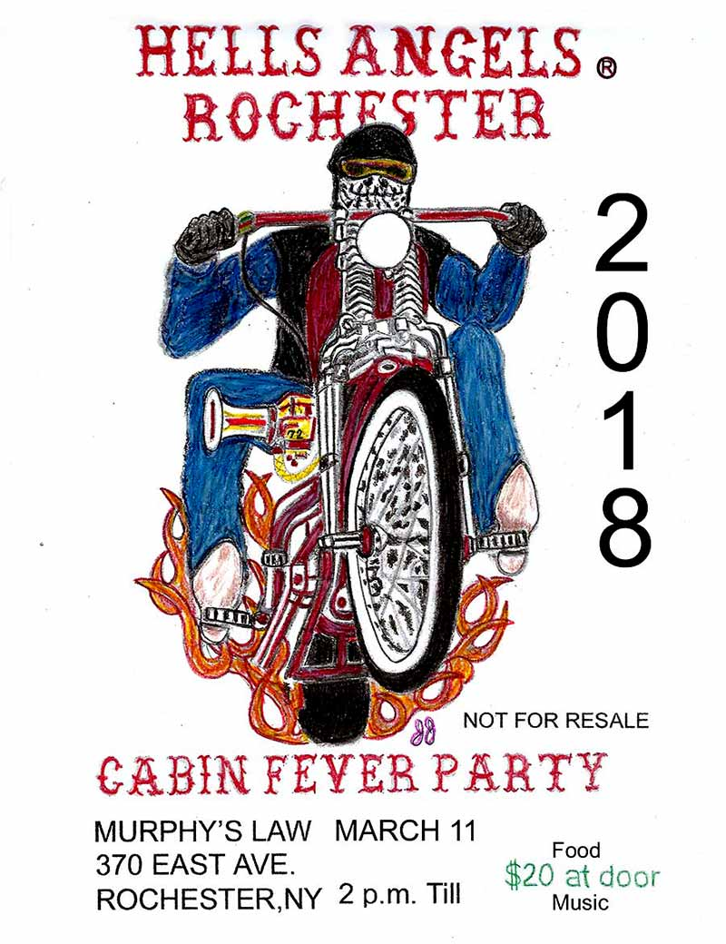 2018 Cabin Fever Party