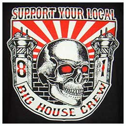 Hells angels support